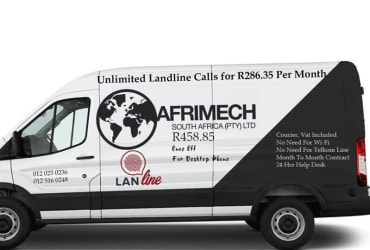 Afrimech Telecoms Cheapest Landline deal in South Africa