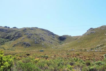 For Sale property 24 Hectare  at Kleinmond