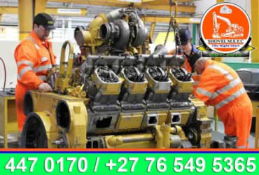 Effective & Practical Machinery Training in South Africa
