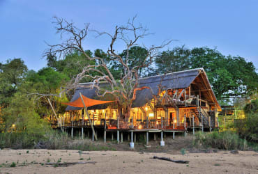 Book Rhino Post Safari Lodge in Kruger National Park