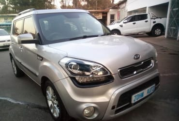Used 2012 Kia Soul for Sale  near you | South Africa !