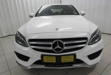 FOR SALE 2017 Mercedes-Benz C-Class C200 AMG
