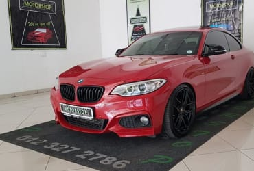 FOR SALE 2015 BMW 220D M SPORT A/T