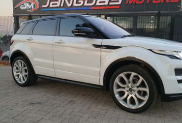 Range Rover Evoque Si4 used cars for sale