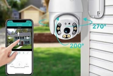 Buy WiFi Smart IP Cameras for Indoor