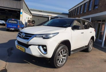 For Sale Toyota Fortuner 2.8 GD6 4WD