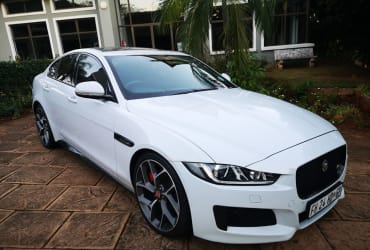 For Sale 2016 Jaguar XE S