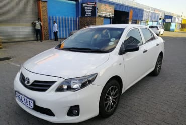 USED CAR 2014 TOYOTA COROLLA QUEST 1.6