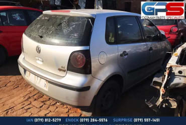 Volkswagen Polo Stripping For Spares