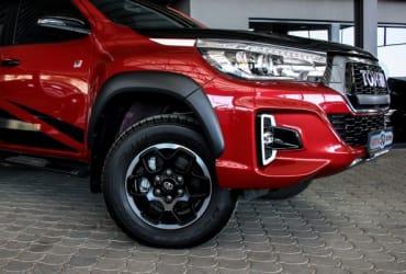 2019 Toyota Hilux 2.8 DG-6 4×4 GR A/T