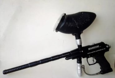 Warrior Paintball Gun