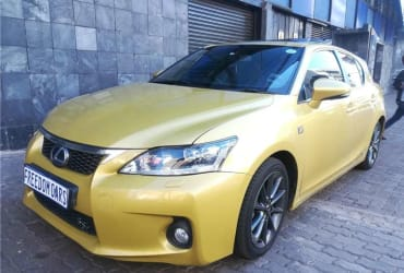 FOR SALE 2013 LEXUS CT 200H