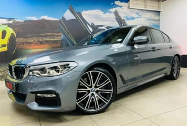2017 BMW 540i M Sport Steptronic for sale!