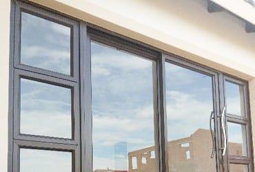 For all aluminium windows , doors , garages , gates