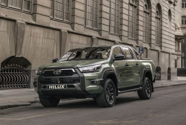 New 2020 Toyota Hilux 2.8GD-6 Double Cab Legend