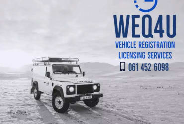 Vehicle registration and licensing services