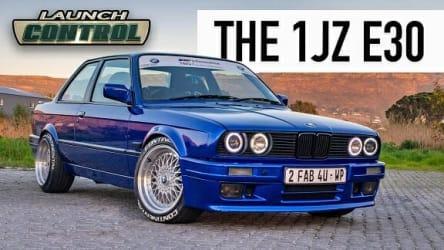 Turbocharged 1JZ