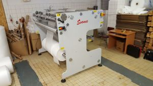 Umrollanlage PLR 1600/900