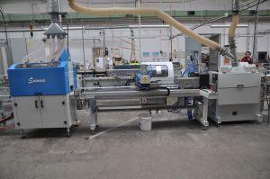 CNC Linka pro zpracování jader lyží