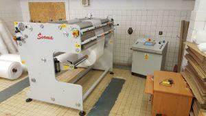 Rewinding line PLR 1600/900