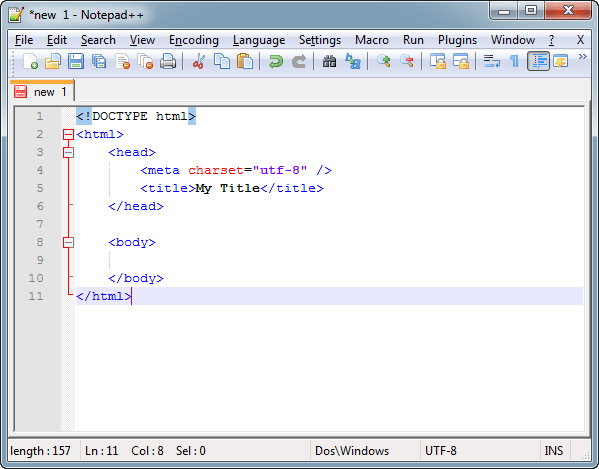 Best HTML Editors for developers (Free)