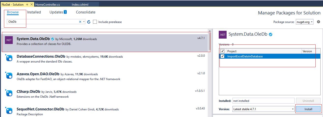 oledb-install-import-excel-dotnet-core-mvc-min.png