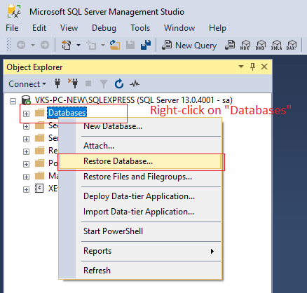 Download AdventureWorks Database and Restore in SQL server (Step by Step)