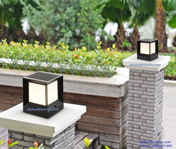 Đèn cổng năng lượng mặt trời giá rẻ TL54