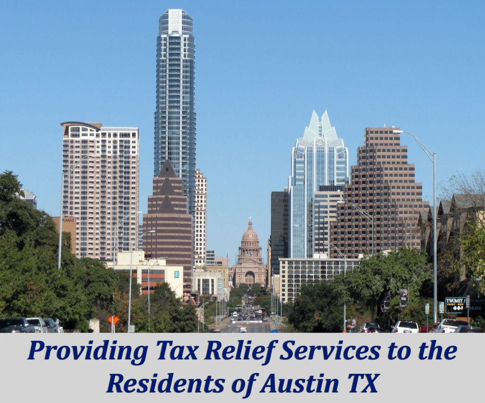 Taxation Solutions - Providing Tax Relief Services to the Residents of Austin TX