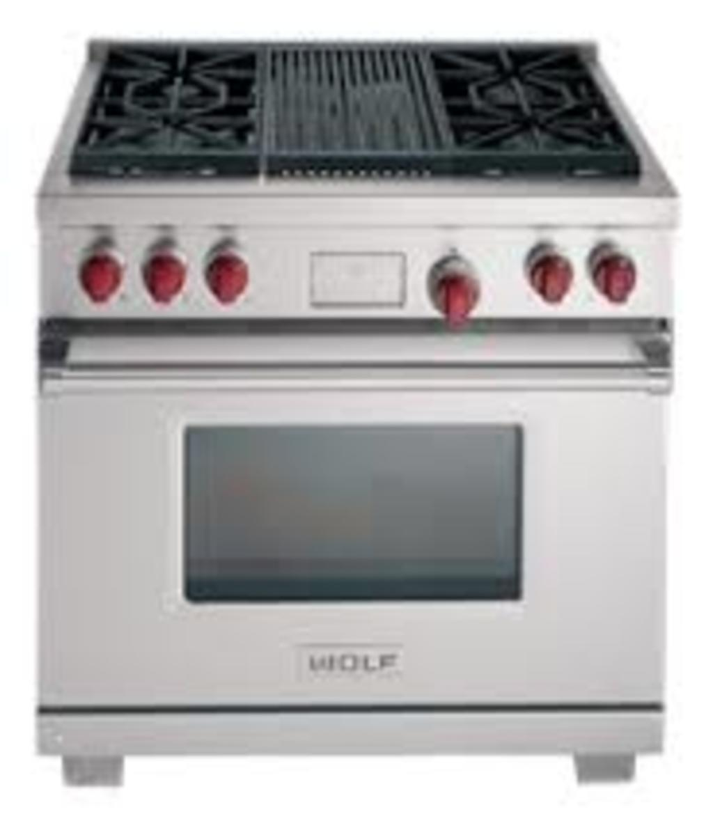 Marvel Apliances Service - Restaurant Stove