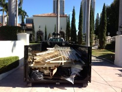 Property Cleanouts - Mark Anthony Hauling - Miami FL - (305