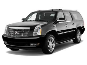 Airport Corporate Limo - SUV Used for Airport Shuttle Service