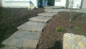 Nevada Pavers & Stone LLC - Finished Walkway