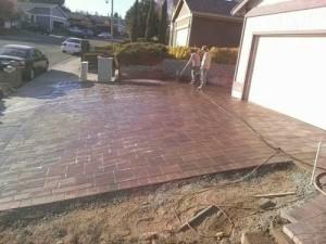 Nevada Pavers & Stone LLC - Brick Driveway