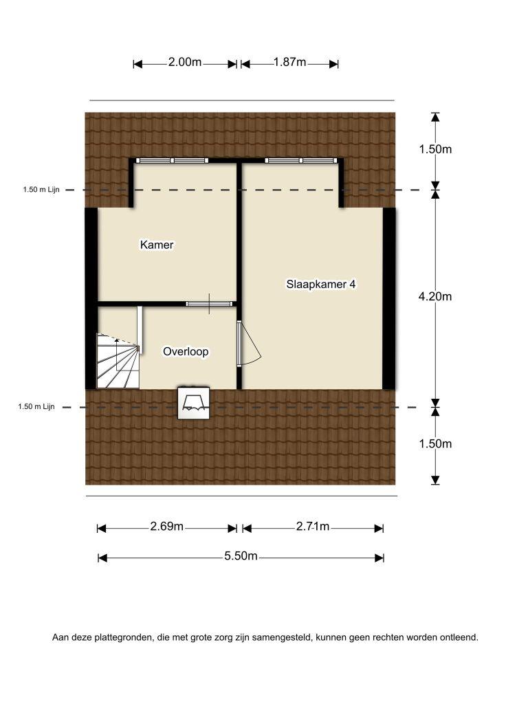 W. Schermerhornpad 20 – Almere – Plattegrond 3