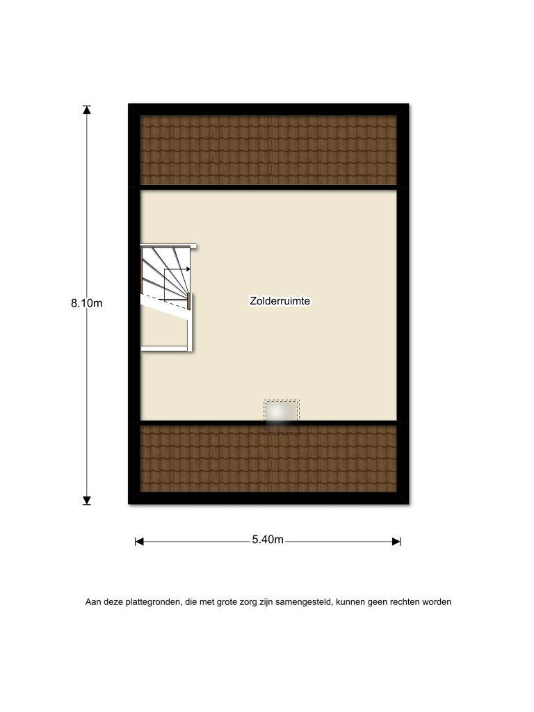 Zwinpad 24 – Almere – Plattegrond 3