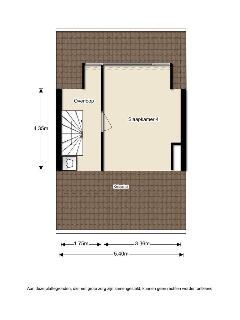 Stan Laurelstraat 31 – Almere – Plattegrond 3