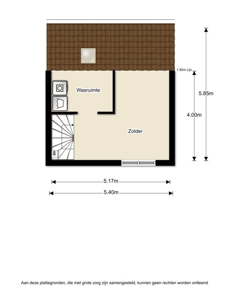 Hildebrandstraat 35 – Almere – Plattegrond 3