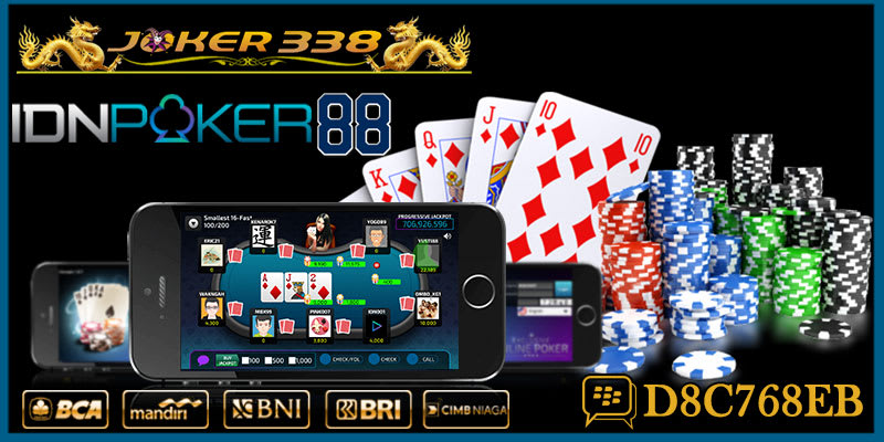 DOWNLOAD APLIKASI IDN POKER88 ANDROID