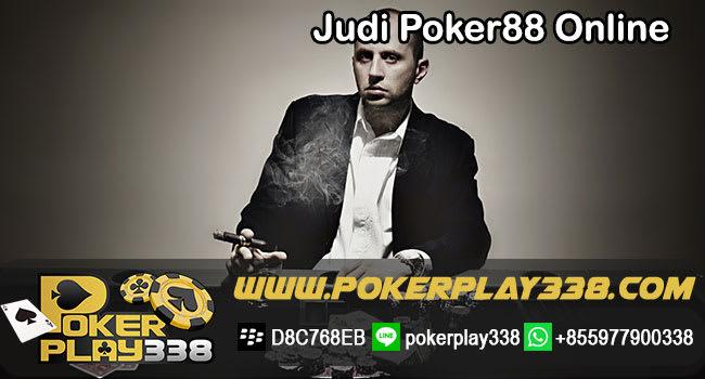 Judi-Poker88-Online