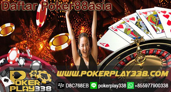 Daftar-Poker88asia
