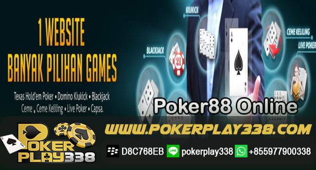 Daftar Poker88 Online