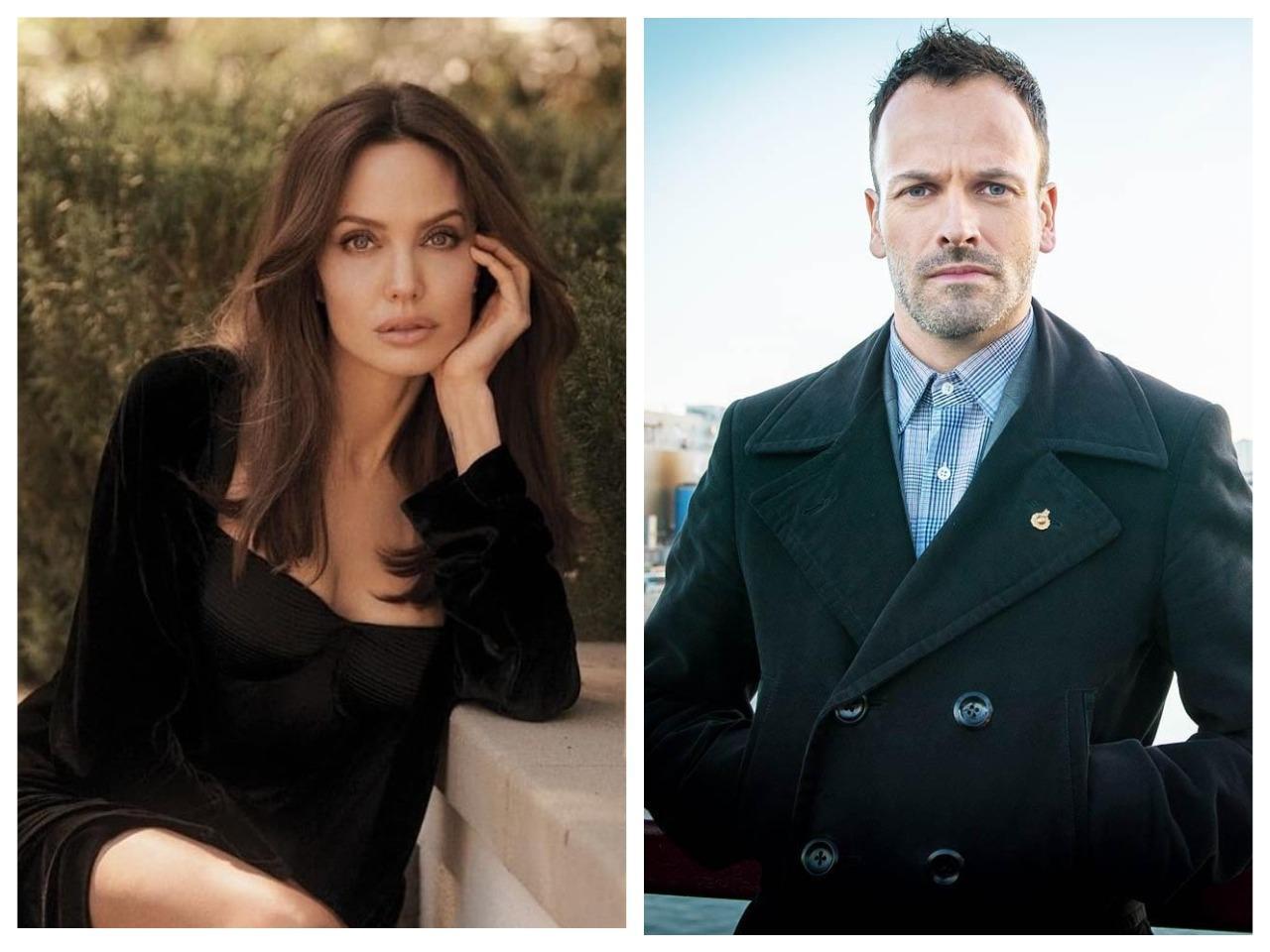 По стопам Лопес и Аффлека: Анджелину Джоли заметили на свидании с бывшим мужем