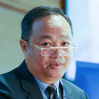 Professor Narong Khuntikeo