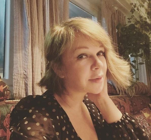 Елена Валюшкина из-за недовольства супруга Леонида Фомина отказалась от съемок в кино