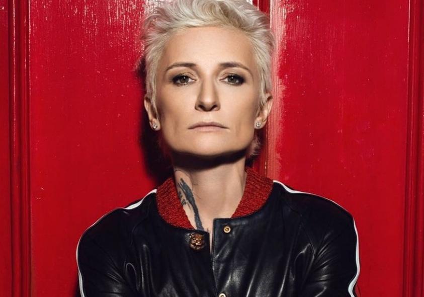 Диана Арбенина даст концерт онлайн в Okko