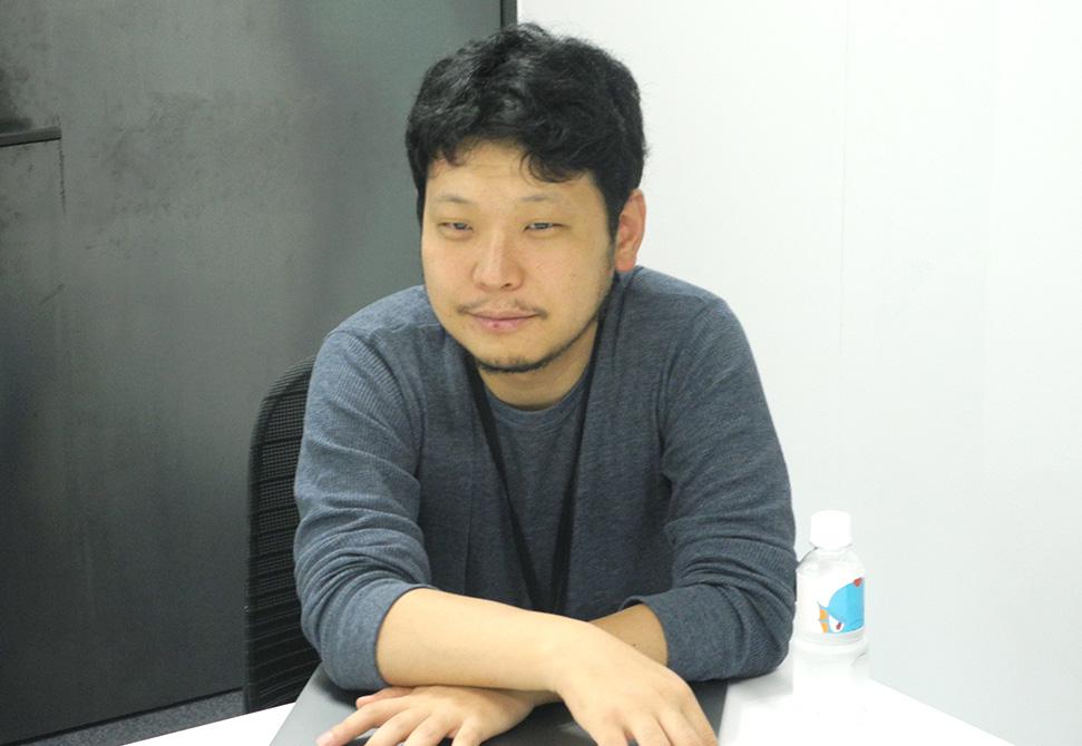 エスカレーションレベルの頂点にいる執行役員 CTO の村瀬龍馬氏。さすがにこのレベルまでエスカレーションされることは少ないという