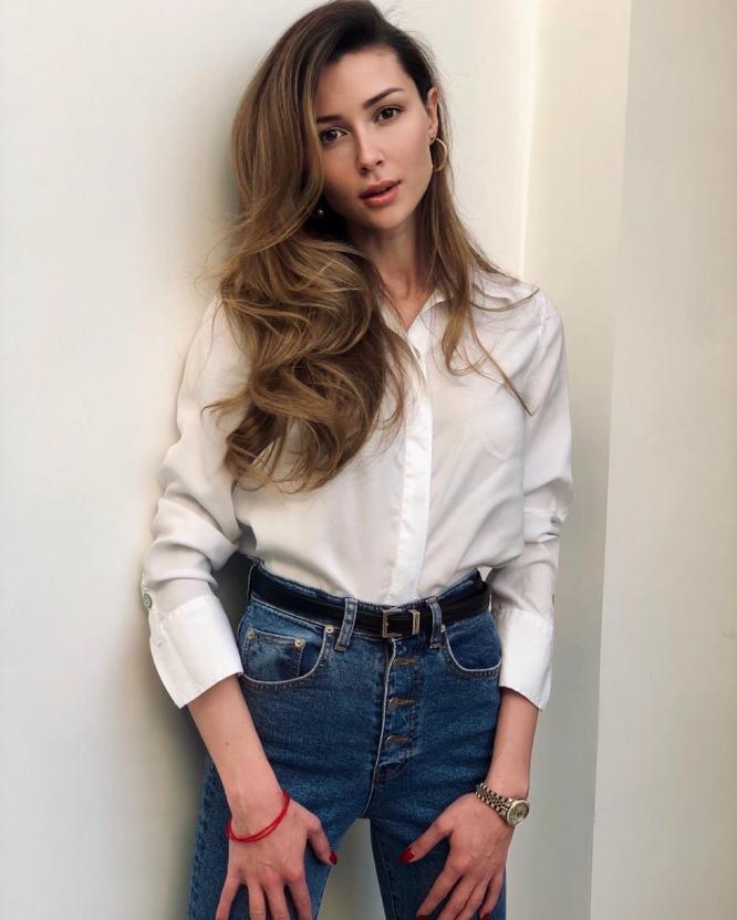 Дочь Анастасии Заворотнюк высказалась по поводу ситуации с коронавирусом