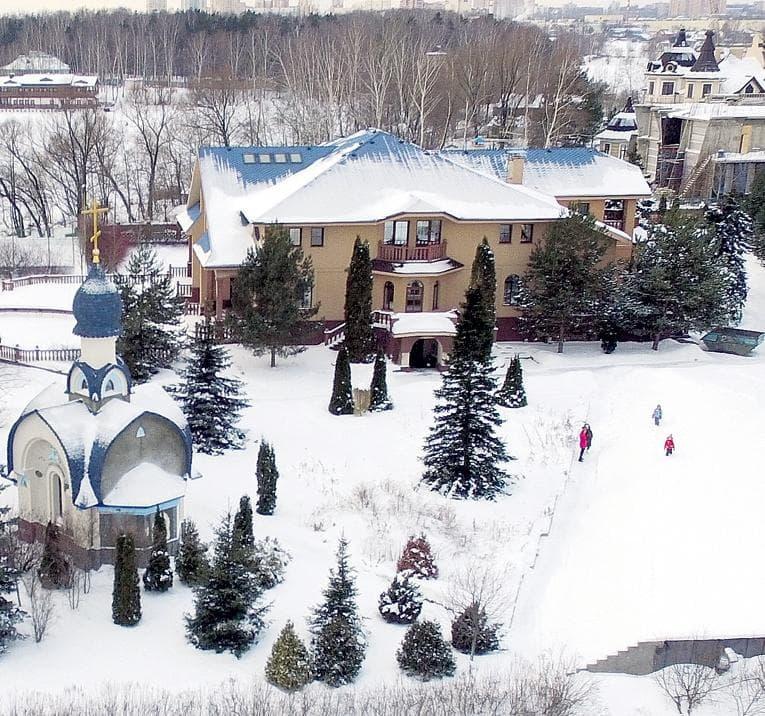 Королевский дом: где живет Филипп Киркоров с детьми