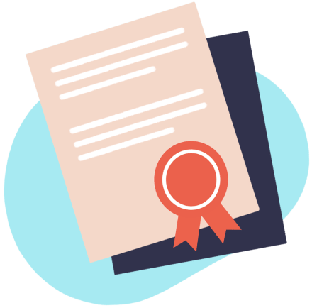 Paid industry certification